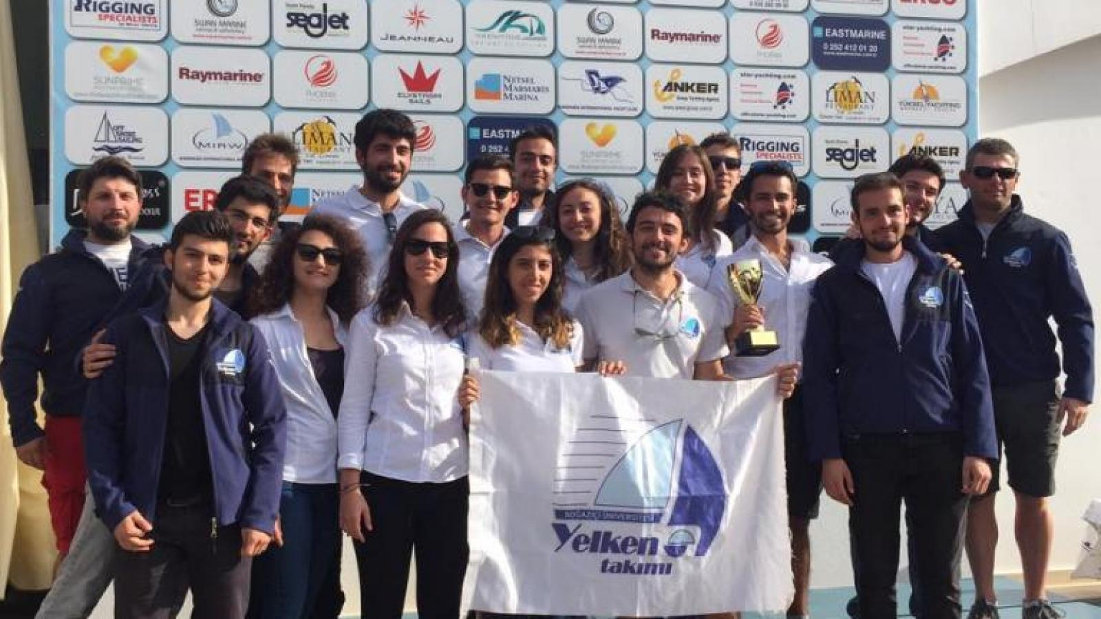 Strong Support for Boğaziçi University's Sailing Team